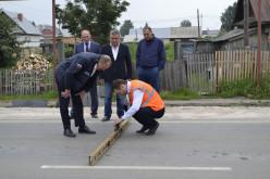 Минтранс региона проверил исполнение поручения Андрея Травникова по ремонту сельских дорог в Маслянинском районе