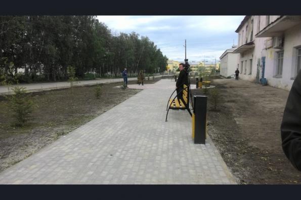 «Городок детства» создадут в Верх-Туле по нацпроекту