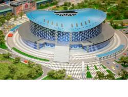 В новом ледовом дворце спорта Новосибирска пройдут 16 матчей Молодёжного чемпионата мира по хоккею-2023