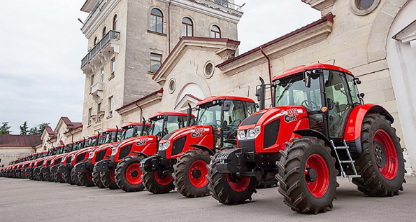Ковровский электромеханический завод продолжает процесс локализации трактора ANT 4135 F