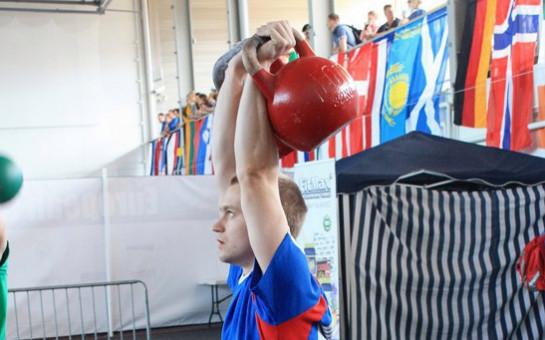 Новосибирский спортсмен стал чемпионом Европы по гиревому спорту