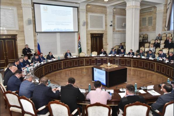 В Правительстве региона обсудили снижение аварийности на дорогах в рамках нацпроекта
