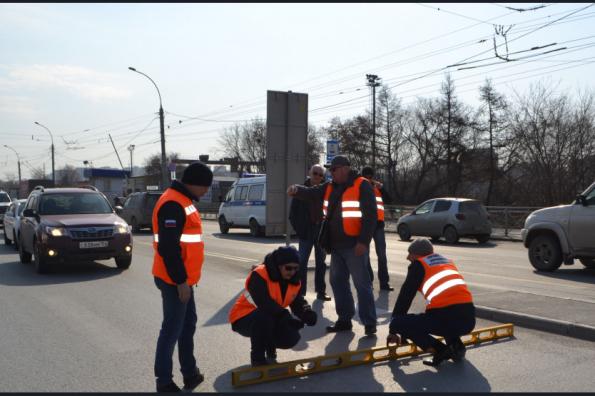 Областным минтрансом инициирована проверка объектов ремонта 2017 года по проекту «Безопасные и качественные дороги»