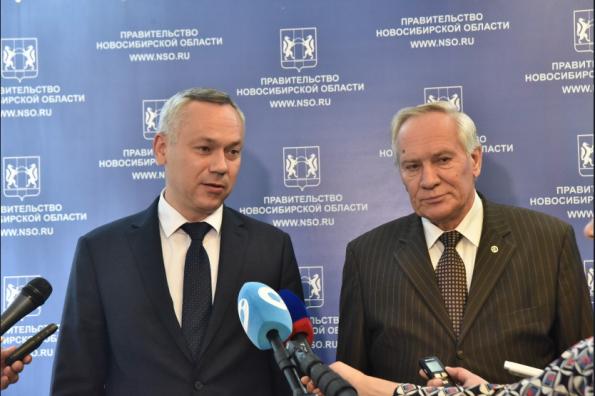 Андрей Травников: Званию «Ветеран труда» необходимо вернуть его высокий общественный статус