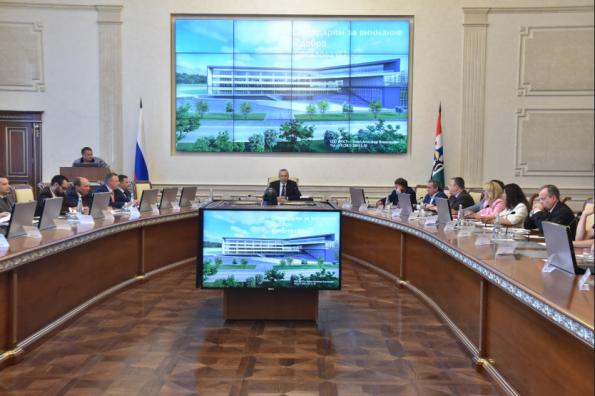 Губернатор поручил доработать новые масштабные инвестиционные проекты
