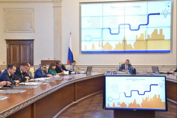 Глава региона Андрей Травников дал ряд поручений по дальнейшей работе с обманутыми дольщиками