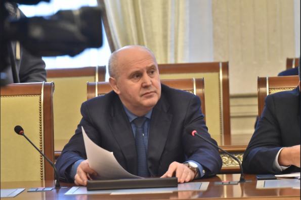 Андрей Травников: Необходимо повышать эффективность дорожно-строительных работ