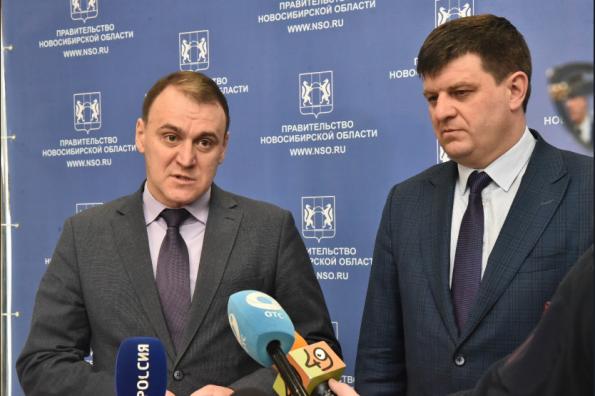 Миллиард рублей дополнительно будет направлен на достройку проблемных домов в Новосибирской области