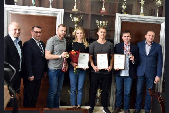 Двое новосибирских пловцов стали кандидатами в национальную олимпийскую сборную