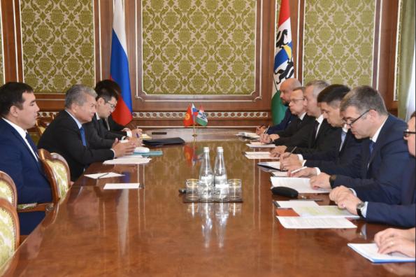 Началась выдача аккредитационных бейджей на международный форум «Технопром-2019»