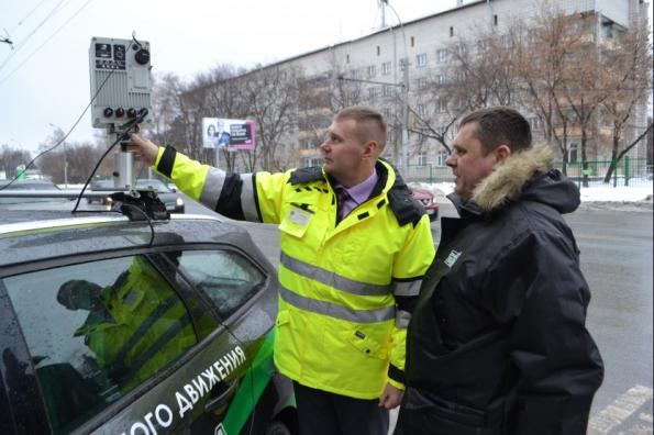 Почти сотня новых камер появится на дорогах Новосибирской области в рамках нацпроекта БКАД