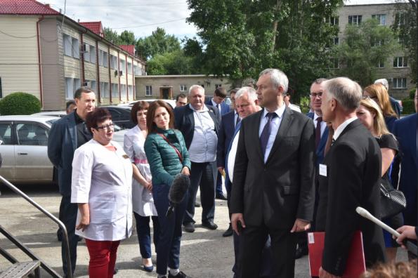К 300-летнему юбилею Куйбышева жители района получат в подарок обновлённый спортивный стадион