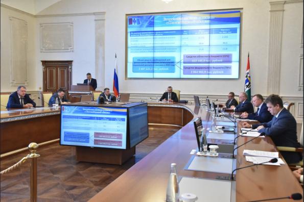 Правительство Новосибирской области разрешило возобновить работу аквапарков и проведение симпозиумов