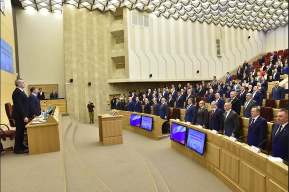 Депутаты регионального парламента утвердили уникальный принцип избрания председателей комитетов