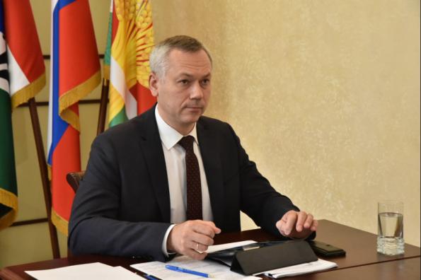 Андрей Травников: Мобильные общественные приемные необходимо активно использовать и на муниципальном уровне