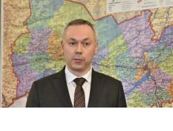 Андрей Травников обратился к людям старшего возраста в связи с противодействием распространению коронавируса