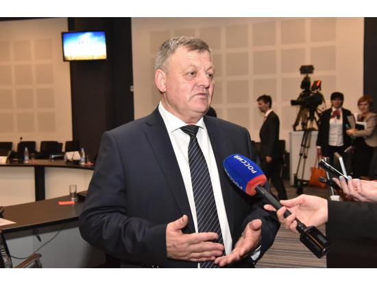 Министр сельского хозяйства НСО - Василий Пронькин