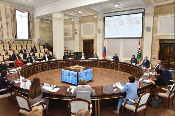 В Правительстве региона рассмотрели актуальные вопросы национальной политики