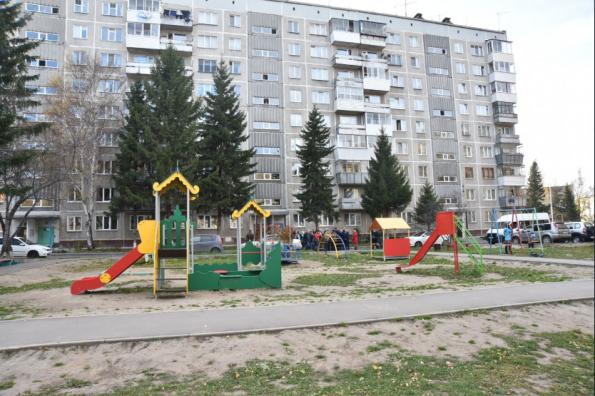 В Бердске завершилась реализация приоритетного проекта «Формирование комфортной городской среды» в 2018 году