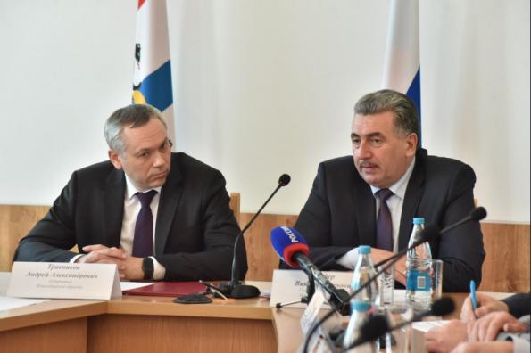 Губернатор оценил первые итоги реализации инвестиционного проекта «Озёрный кластер»