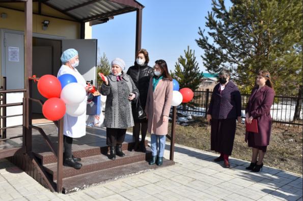 Два новых ФАПа начали работу в Тогучинском районе благодаря нацпроекту «Здравоохранение»