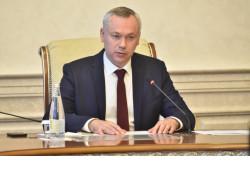 Губернатор Андрей Травников потребовал, чтобы выпускники-медалисты не оставались без заслуженных наград