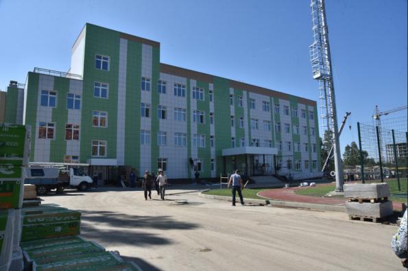 Школы Новосибирской области завершают подготовку к новому учебному году