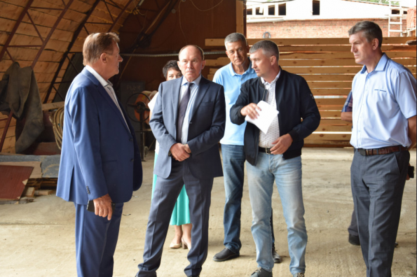 Программа комплексного развития сельских территорий поможет сформировать новый облик Черепановского района