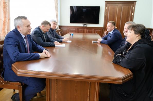 Губернатор рассмотрел вопросы подготовки к проведению в регионе VI Международного фестиваля «Играй, гармонь»