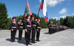 Новосибирская область победила в смотре-конкурсе на лучший казачий кадетский класс Сибири