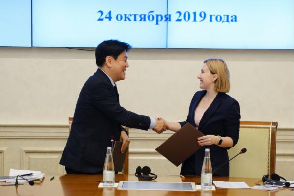 Новосибирские и корейские медики договорились о взаимном сотрудничестве