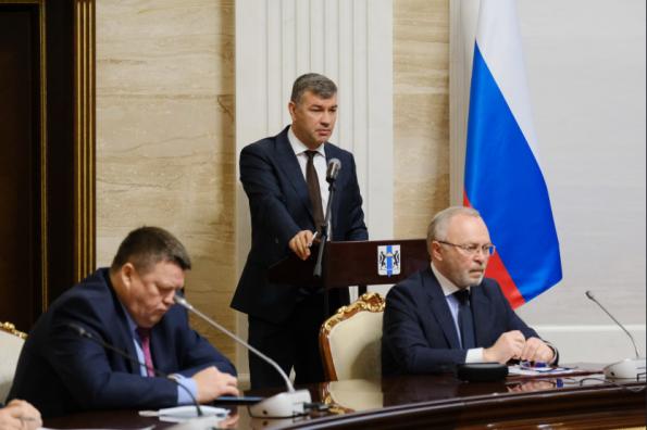 Губернатор Андрей Травников поручил активизировать поддержку малого и среднего предпринимательства в регионе