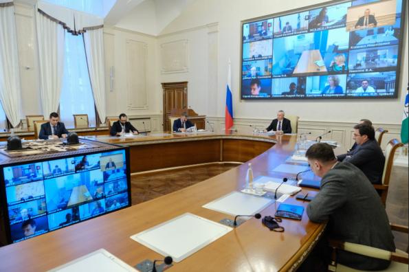 Мы используем все возможности федеральных проектов и программ для развития научно-образовательного потенциала Новосибирской области