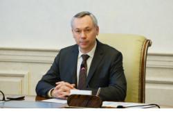 Андрей Травников поручил помочь решить жилищный вопрос многодетной семье, пострадавшей при пожаре в Искитимском районе