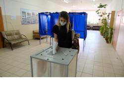 Новосибирцы активно голосуют по изменениям в Конституцию России: 30 июня – последний день голосования до дня голосования