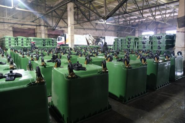 С начала года более 11 тысяч тонн мусора вывезено на полигоны в Новосибирской области