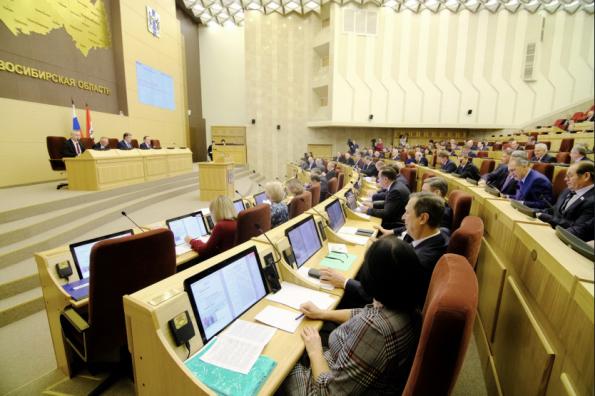 Губернатор Андрей Травников обозначил приоритеты социально ориентированного бюджета региона на 2020-2022 годы