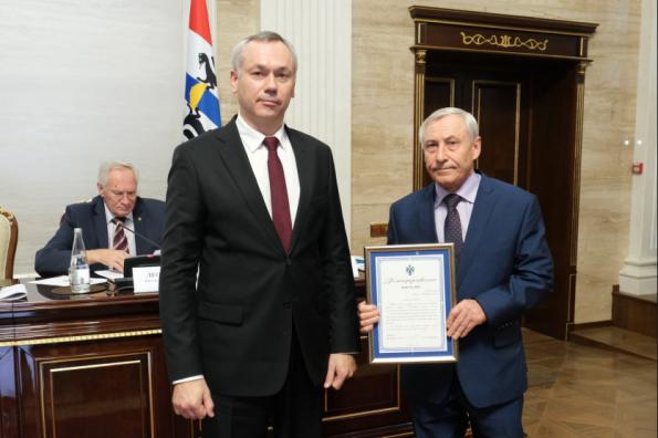 Правительство Новосибирской области расширяет сотрудничество с ветеранскими организациями