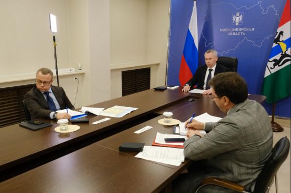 Новосибирская область в полном объёме исполняет поручения Президента РФ по борьбе с распространением COVID-19