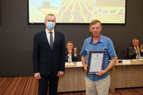 Эффект от мер господдержки очевиден – в регионе растёт число крестьянско-фермерских хозяйств