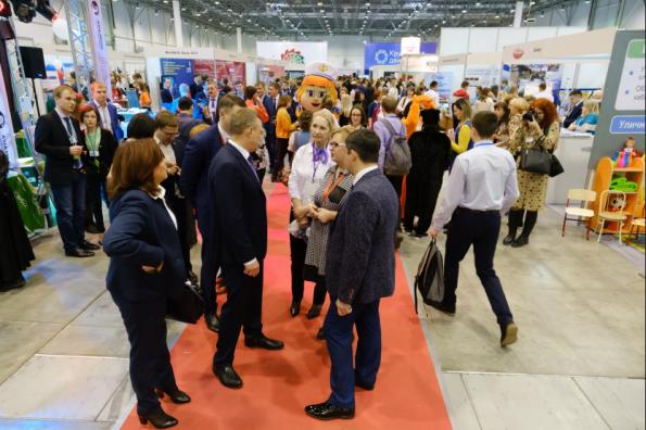 В Новосибирской области открылась международная выставка «Учебная Сибирь-2019»