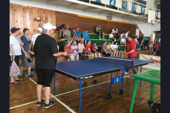 Более 200 спортсменов приняли участие в Спартакиаде инвалидов Новосибирской области