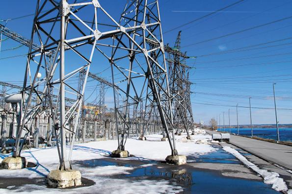 Новосибирская ГЭС. Фото: © Сибирский репортёр