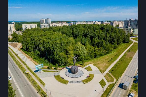 Яркие проекты благоустройства 2019 года украсят территорию Новосибирской области
