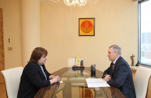 Росагролизинг развивает сотрудничество с Кемеровской областью