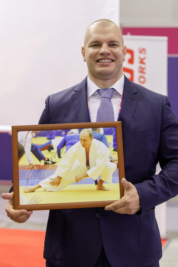 Дмитрий Белайц, генеральный директор торгового дома «МТЗ-Сибирь»