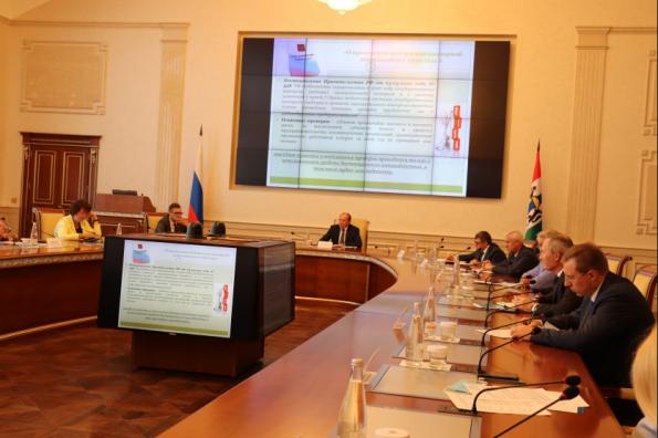 Больше продуктов стали производить в Новосибирской области в период противодействия коронавирусу