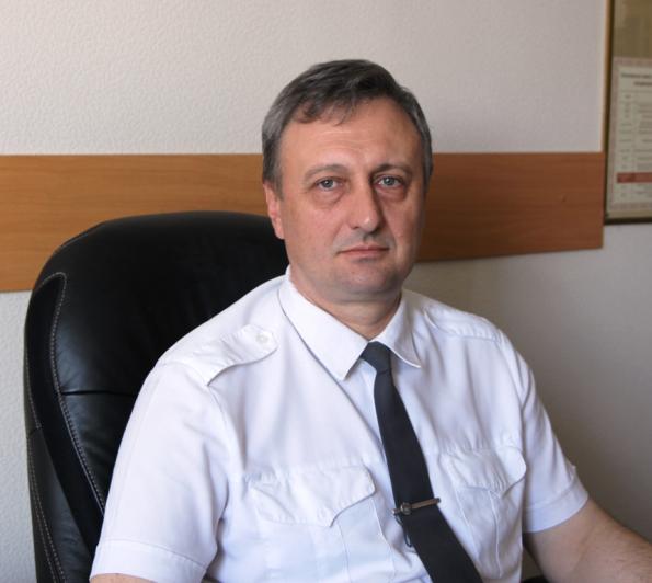 Начальник инспекции Гостехнадзор Станислав Субочев