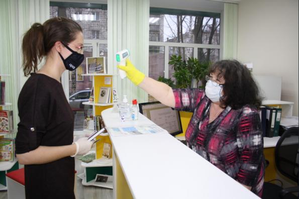 Минкультуры региона проверило работу библиотек в условиях противодействия коронавирусу