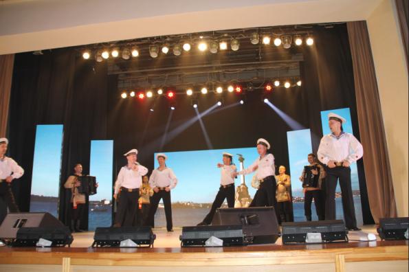 День воссоединения Крыма с Россией отметили в Новосибирской области